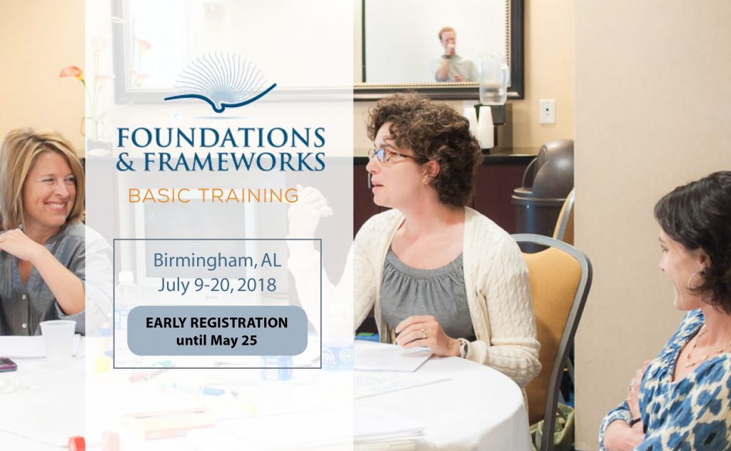 Foundations & Frameworks Basic Training - Birmingham AL July 9-20, 2018 : Early Registration OPEN