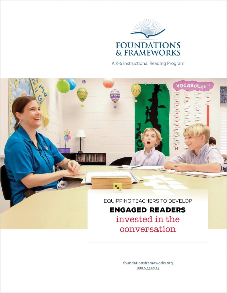 Foundations & Frameworks Overview (12-page PDF)