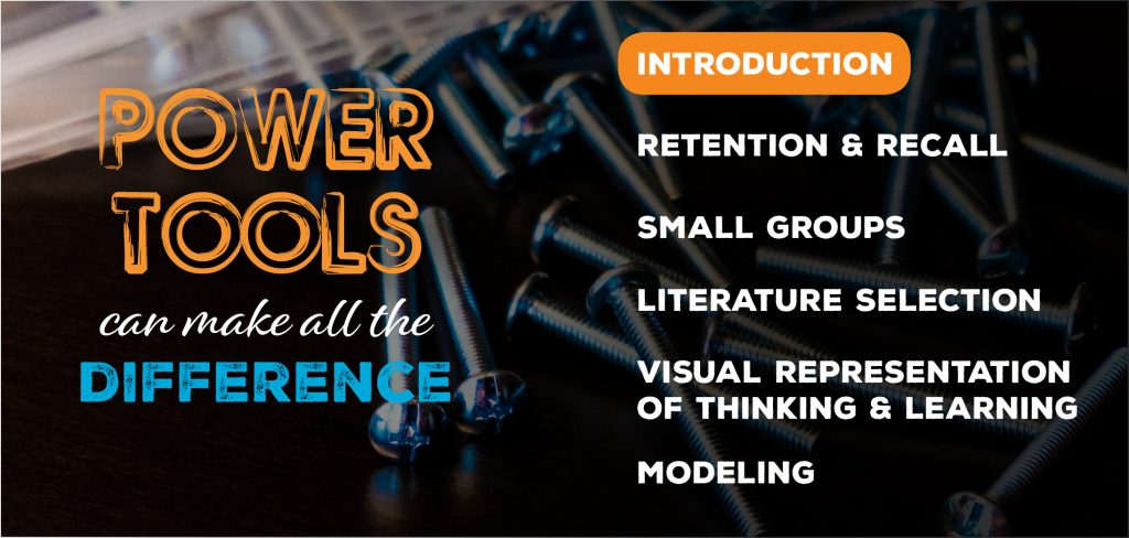 Power Tools Can Make All the Difference: Introduction
