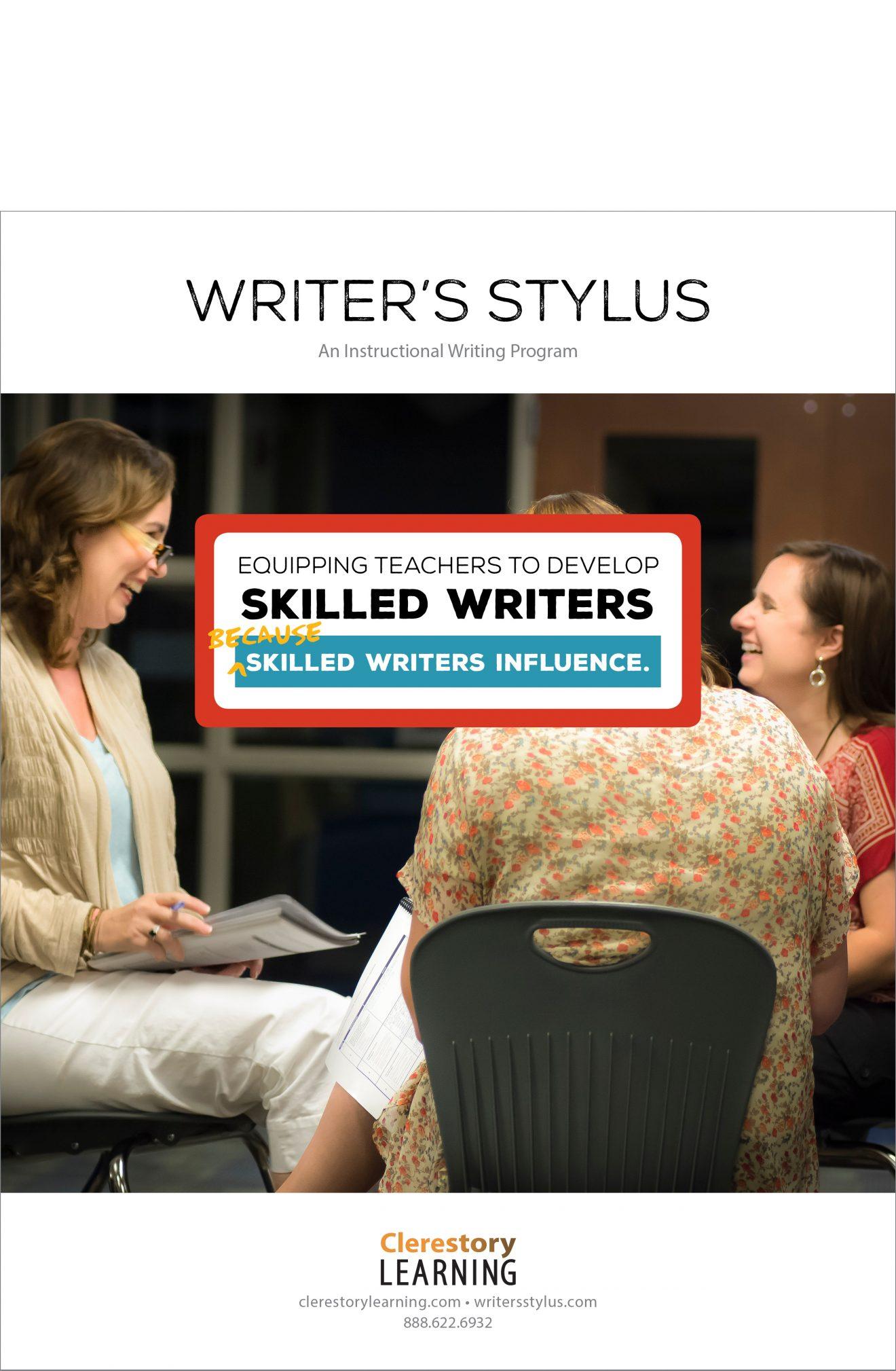 Writer's Stylus Summary (12-page PDF)